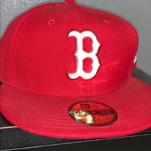 New Era Fitted Cap. Size 7 1/4